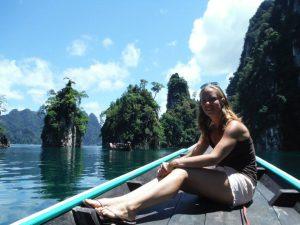 Khoa Sok thailand wanderlotje
