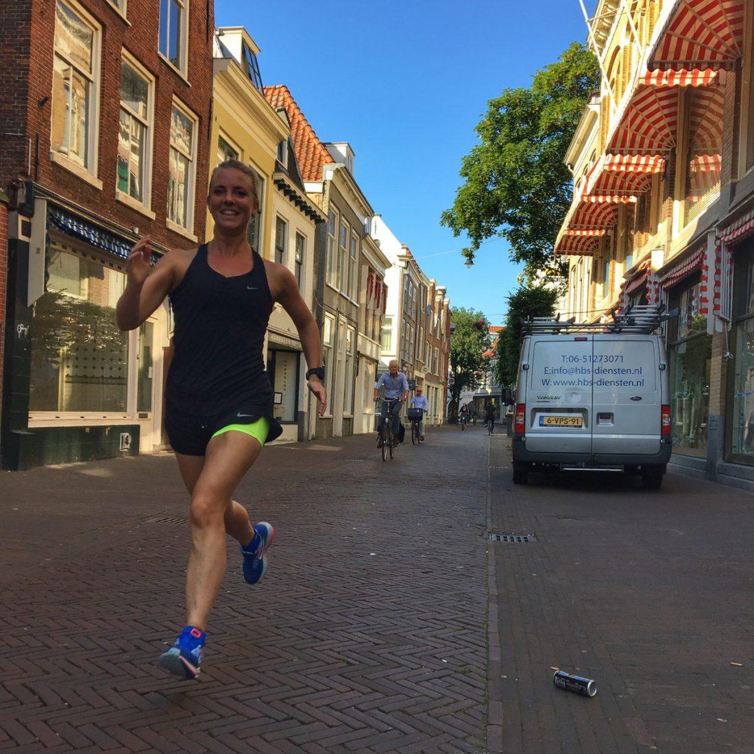Hardloop issues -wanderlotje -Gierstraat haarlem
