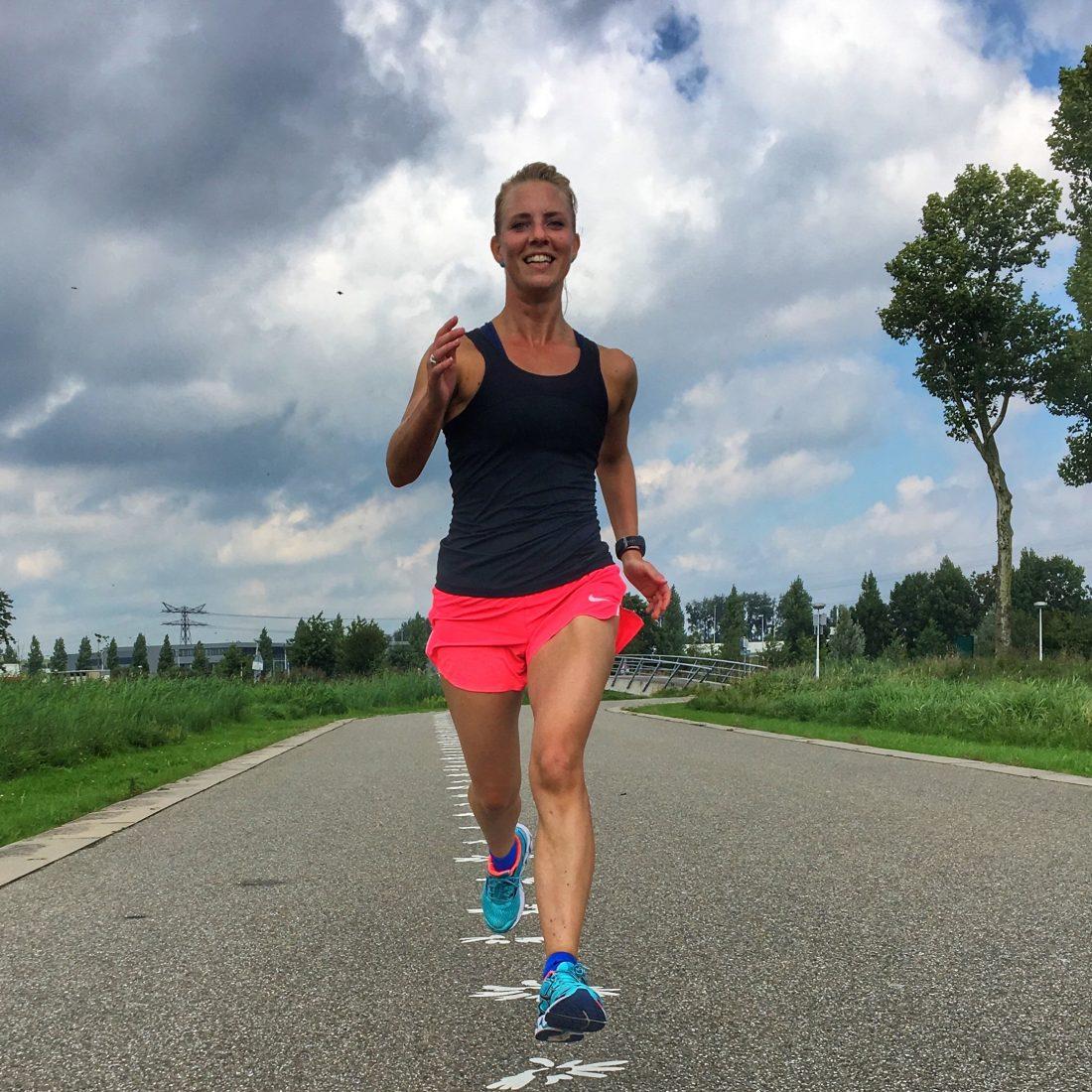 Duurloop in Utrecht - 32 km 4 keer hetzelfde rondje..