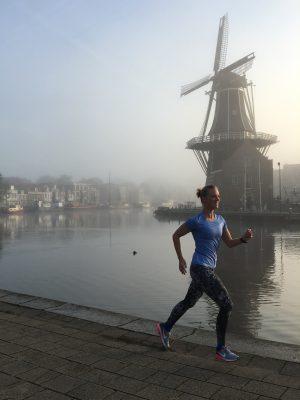 Rennen Haarlem - Wanderlotje