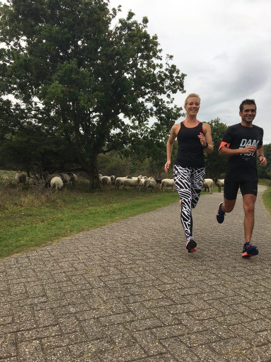 Rennen met Juan - Wanderlotje