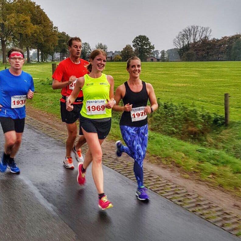 Run forest run - Met Jeanique