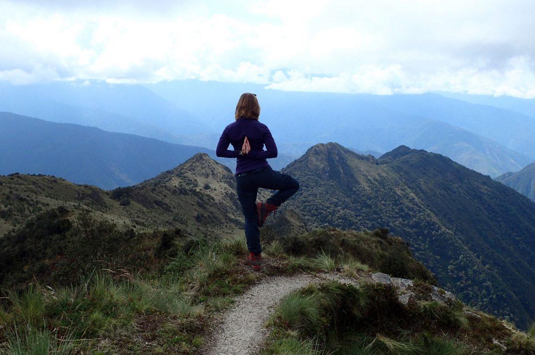 Liefde voor het inca trail - wanderlotje