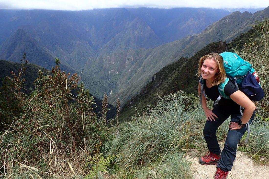 Inca trail - wanderlotje