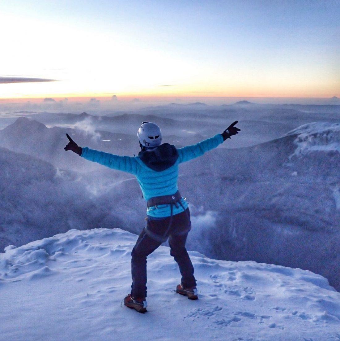 Aint no mountain High enough - Cotopaxi