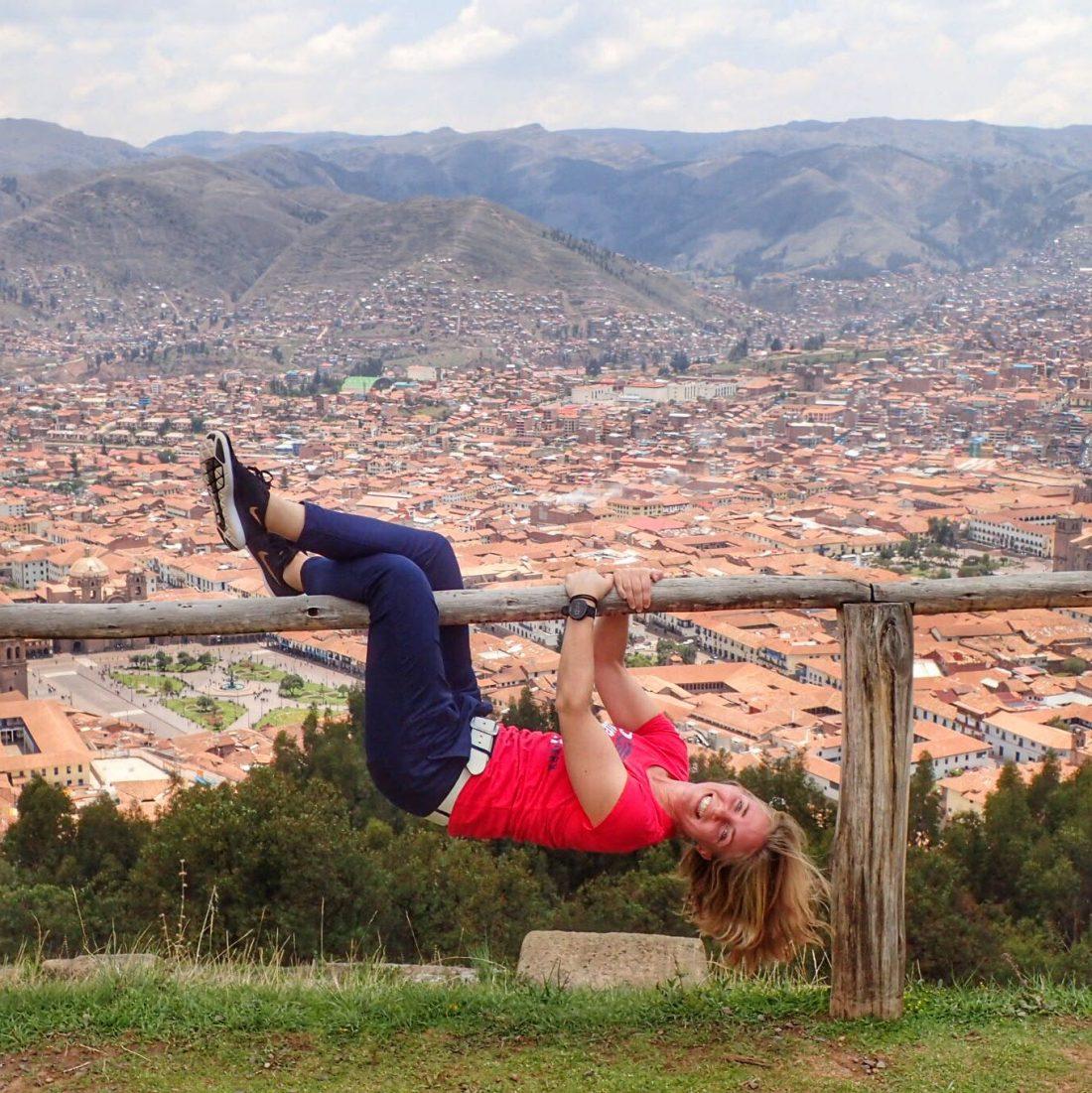 Verkenningstocht Cusco - Wanderlotje