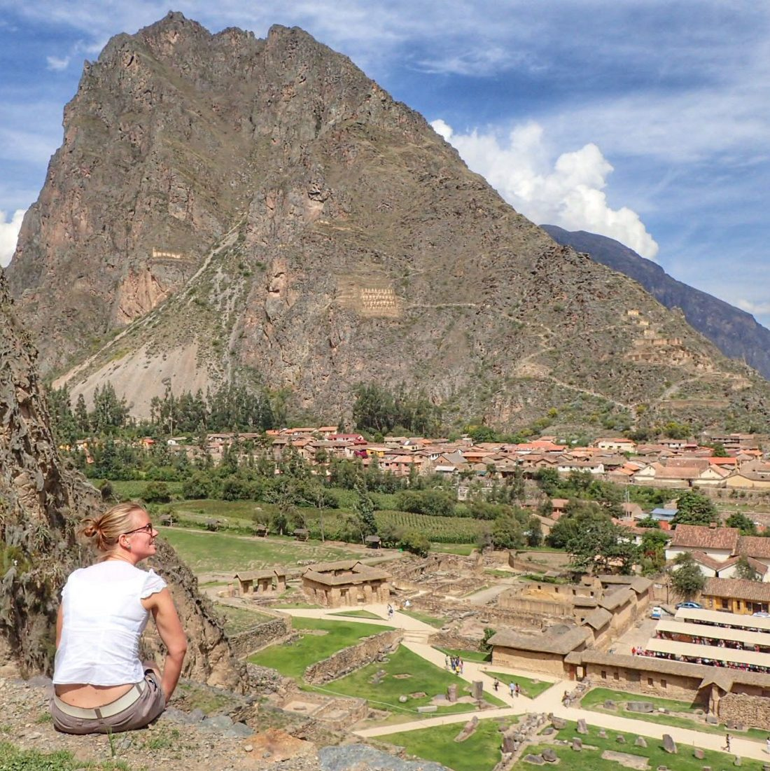 Sacred valley tour- Cusco - Wanderlotje