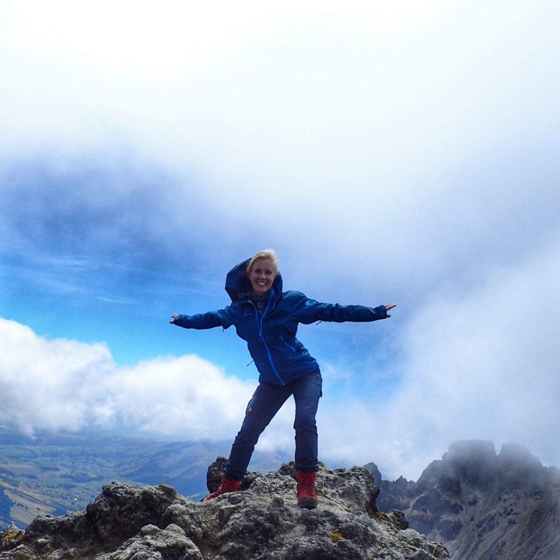 Vrijheid blijheid - imbabura - wanderlotje