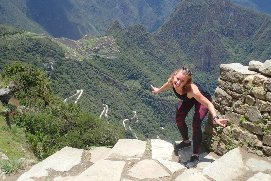 back for seconds - morning gate inca trail