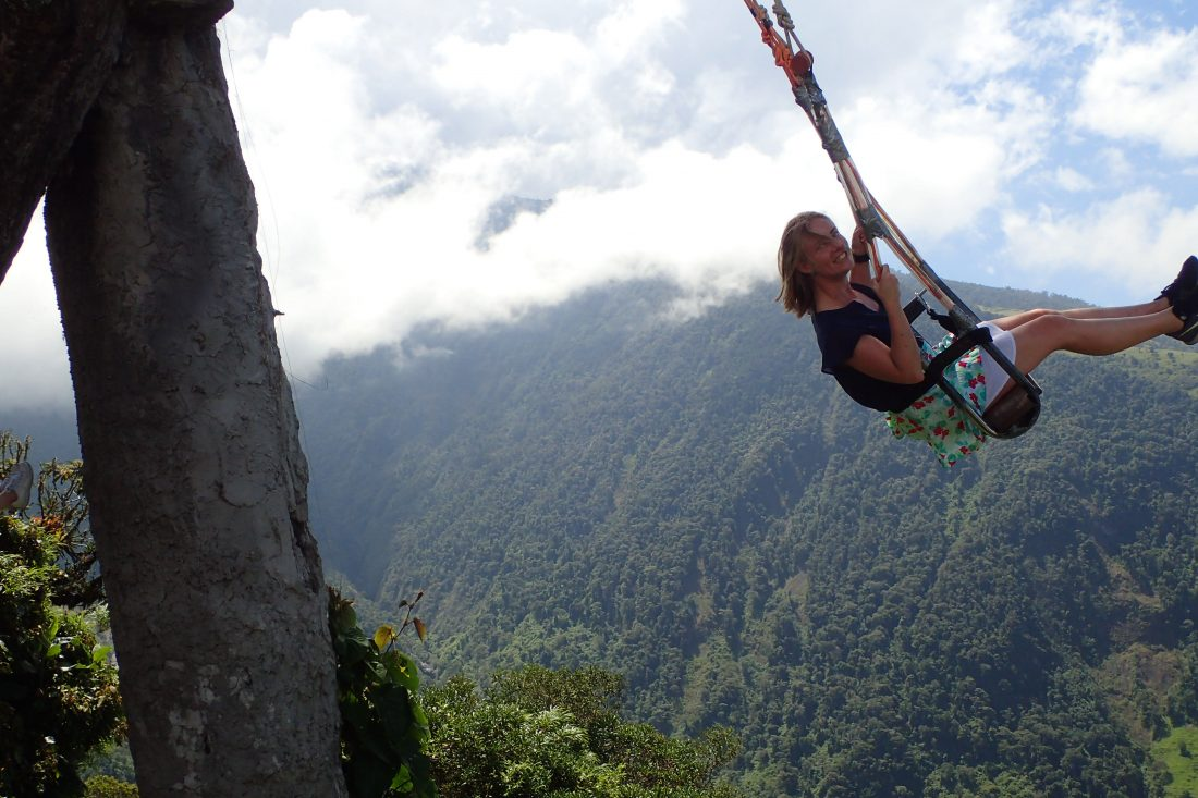 Casa del Arbol - Swing at the end of the world - wanderlotje