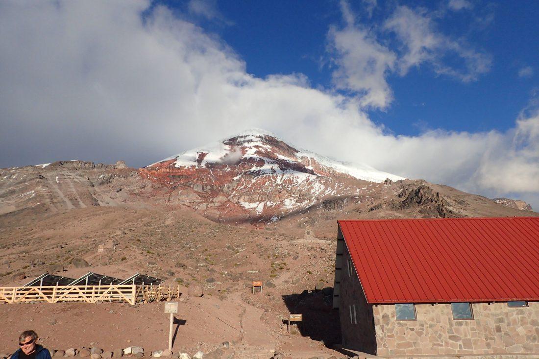 Chimborazo - Jep daar moeten we naartoe - Wanderlotje