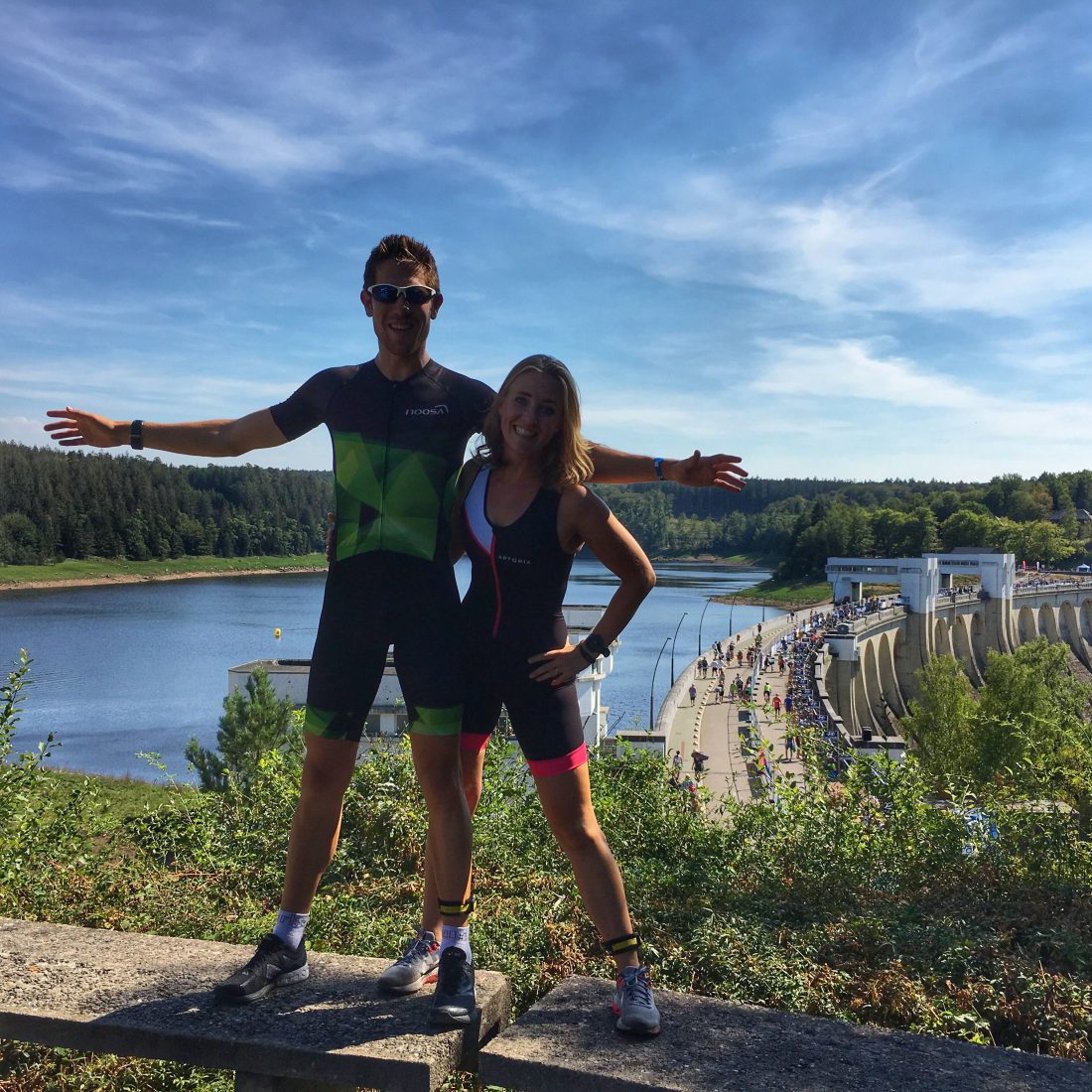 Triathlon ontgroening - wanderlotje