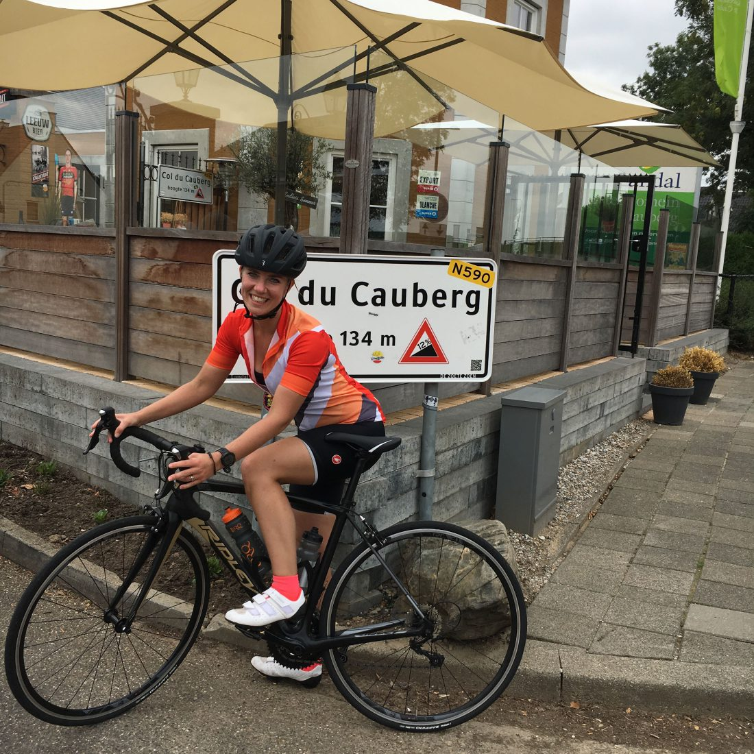 Fietsen in Limburg - wanderlotje