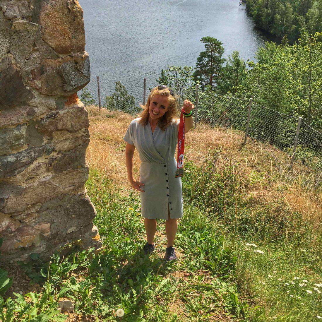 Halve Ironman - Wanderlotje