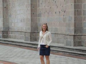 Quito wanderlotje Ecuador