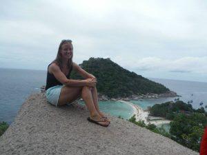 Nang Yuan Island thailand wanderlotje