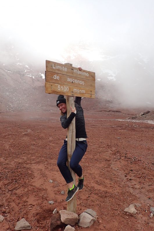 Chimborazo - wanderlotje