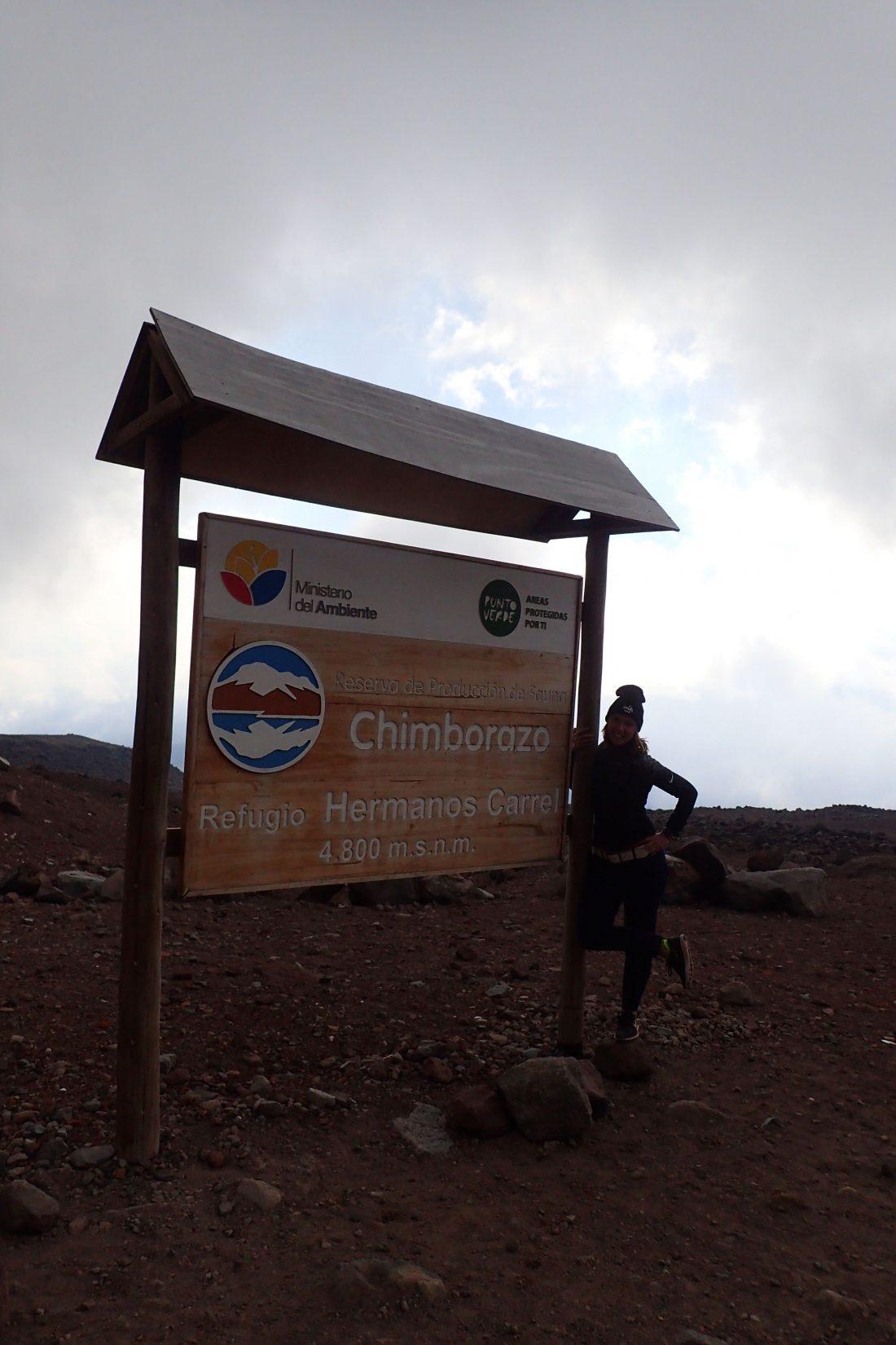 Happy memories ! - Chimborazo - Wanderlotje