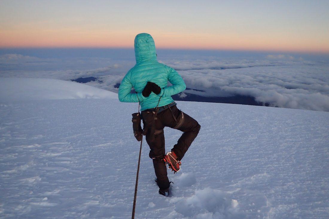 On top of the world.. - Chimborazo - Wanderlotje