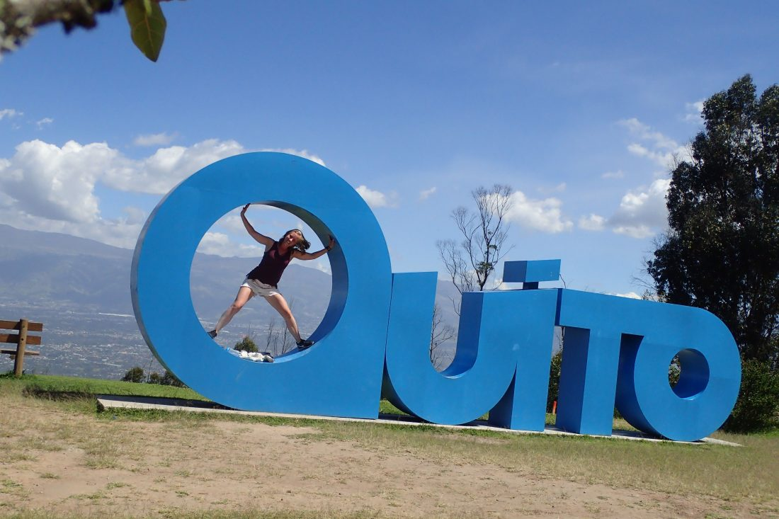 Quito see you soon!!! - Wanderlotje